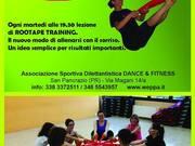 ASD DANCE & FITNESS - ROOTAPE TRAINING CON YVETTE