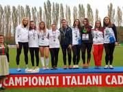 CAMPIONATI ITALIANI CADETTI CLES 8-9 OTTOBRE 2016