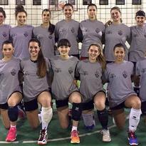 Consauto School Volley Perugia Bastia  super contro Marsciano