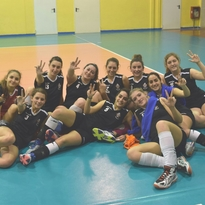 Bella vittoria 2° Divisione School Volley Passignano