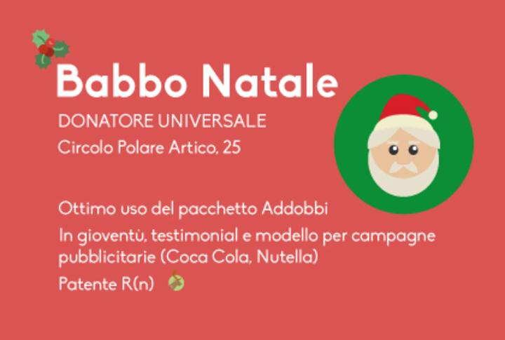 FAI COME BABBO NATALE