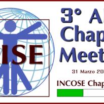 Terza edizione del Chapter Meeting AISE