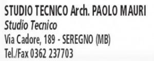 Studio tecnico Arch. Paolo Mauri