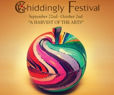 CHIDDINGLY FESTIVAL IS RUNNING THROUGH SEPTEMBER 22ND TO OCTOBER 2ND. THIS IS A GREAT ARTS FESTIVAL THAT INVOLVES A COLLECTION OF EVENTS FROM LIVE MUSIC, BRILLIANT COMEDY ACTS, AND ETHEREAL CLASSICAL MUSIC ALL IN CONJUNCTION WITH ARTISTS OPEN STUDIOS. VISIT THE WEBSITE TO VIEW THE EVENTS DIARY.