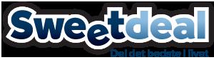 Logo med slogan