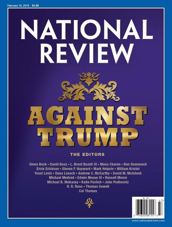 National Review_Against Trump
