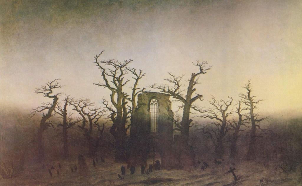 Klosteret i egeskoven