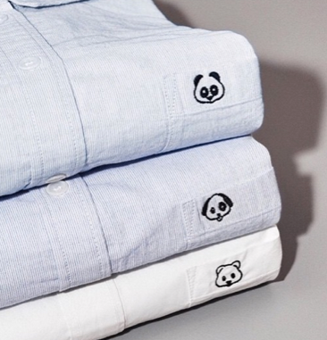 ganni skjorte emoji
