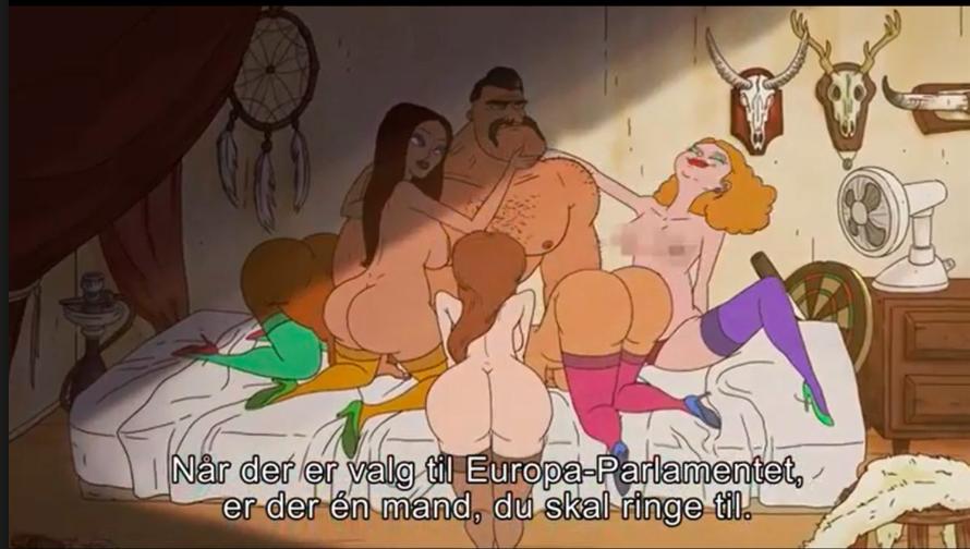 tegnefilm porno dansk porno galleri