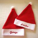 Photo of Personalised Christmas Santa Hat
