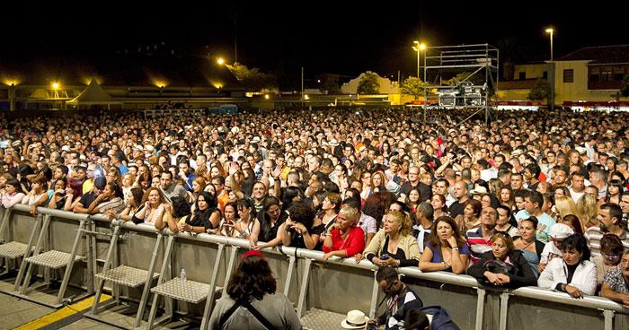 La Laguna celebra el 'VI Festival Latino'
