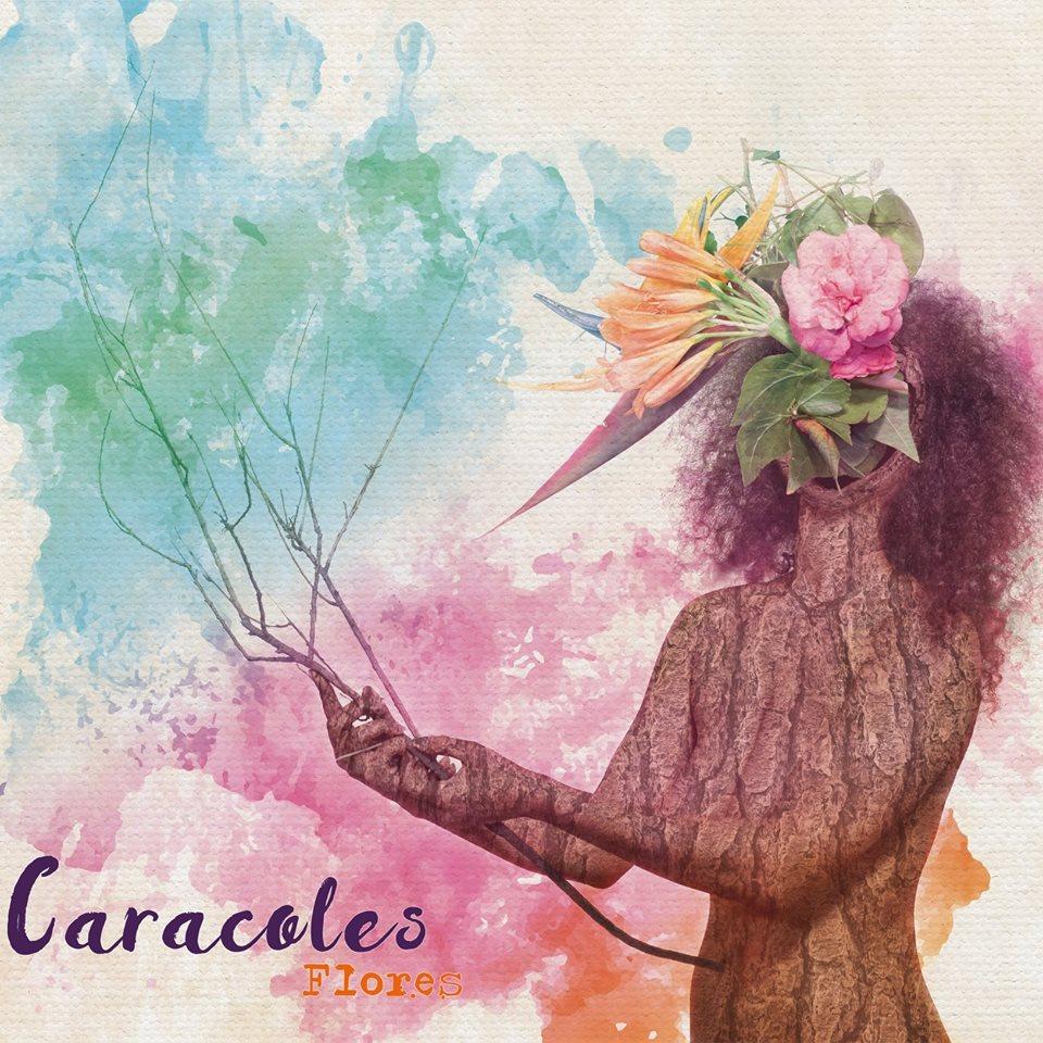 portada flores caracoles