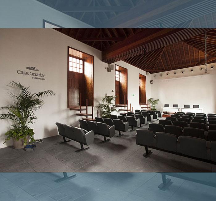 Espacio Cultural CajaCanarias Garachico. Foto. Fundación CajaCanarias