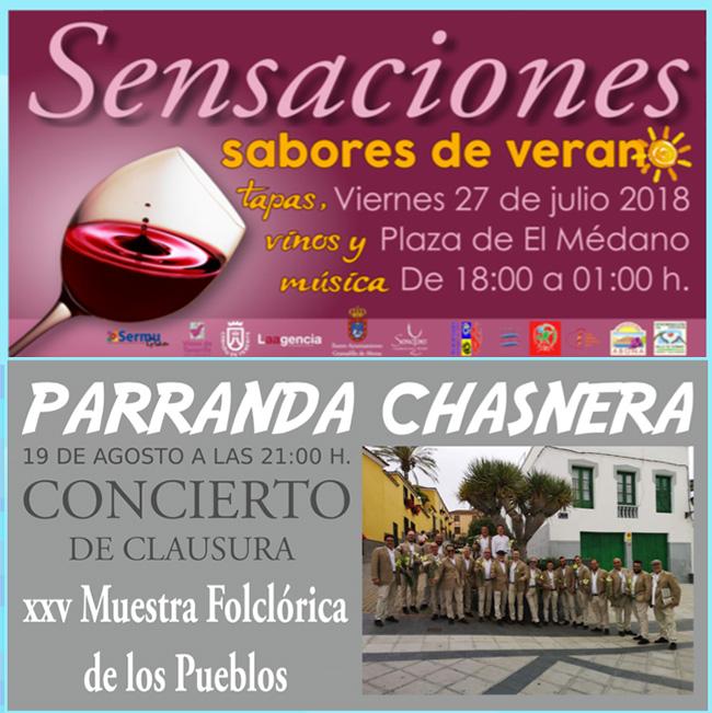 Sensaciones & Folk El Médano