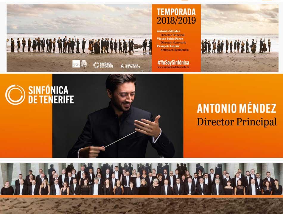 Sinfónica Tenerife Temporada 18-19