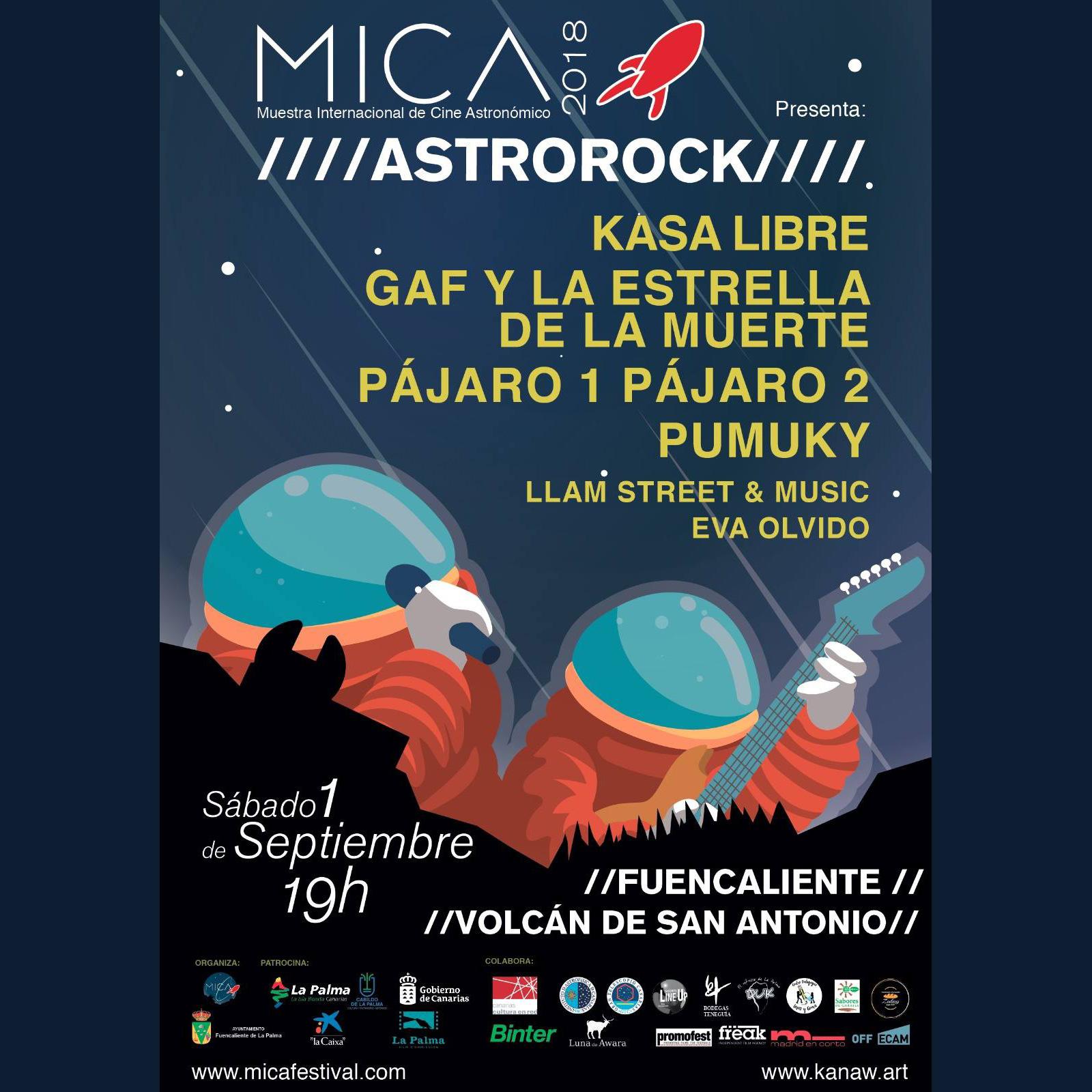 Cartel Astrorock 18