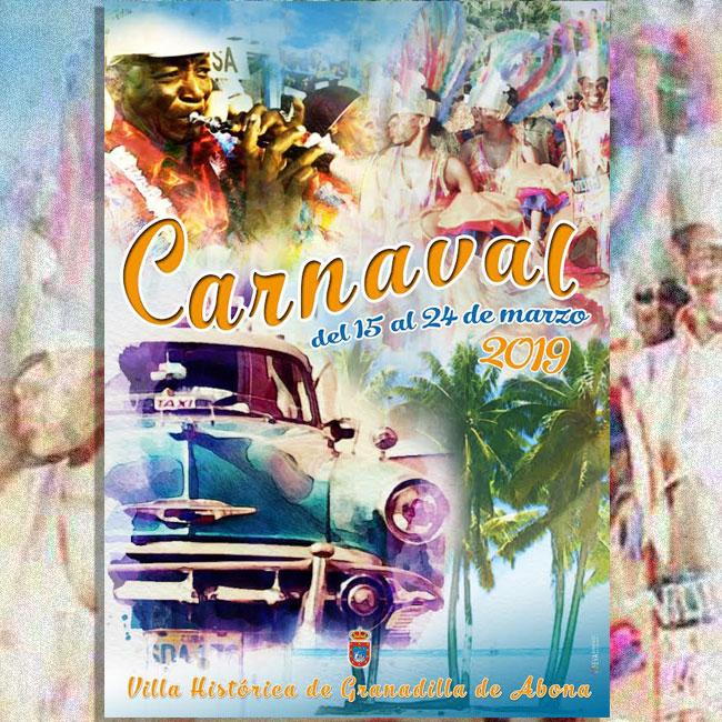 Carnaval Granadilla 2019
