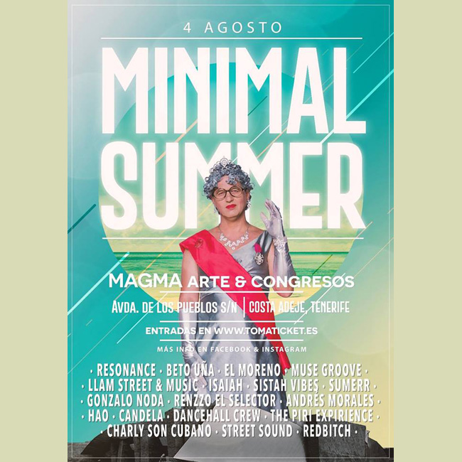 minimal summer cartel 2018