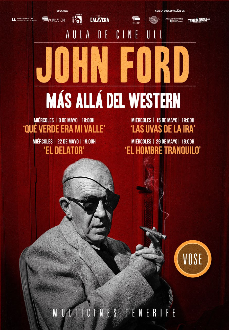 Cartel ciclo John Ford