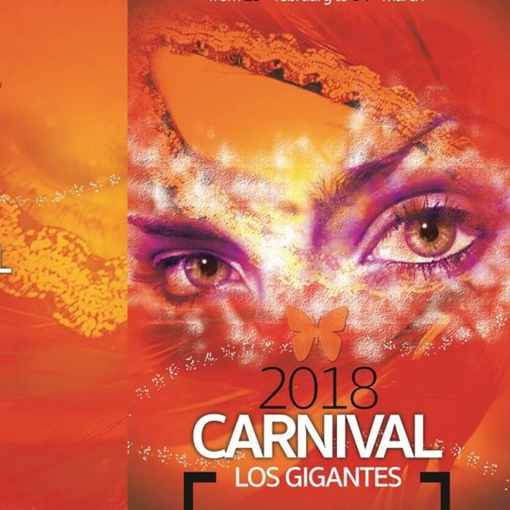 Resultado de imagen de carnaval los gigantes 2018