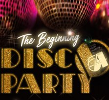 The Beginning Disco Party