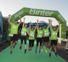 III Binter NightRun