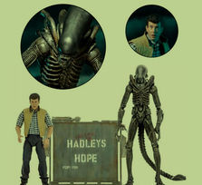 Taller: Aliens. Hadley´s Hope