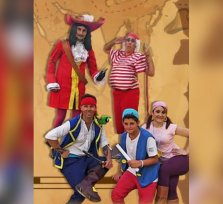 'Jake y los piratas'