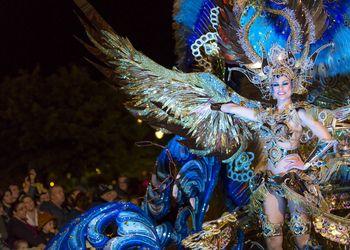 Pintura, purpurina y disfraces listos, llega el Carnaval 2019