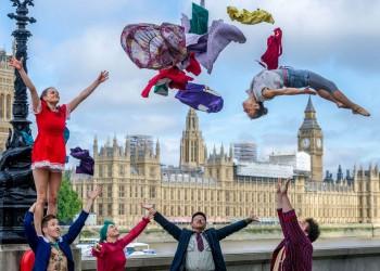 """""""El circo es una herramienta muy efectiva para el desarrollo personal, físico y social"""""""