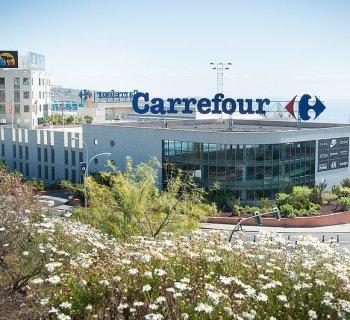 Diversión en Añaza-Carrefour