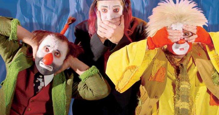 Aga-Boom en el XI FIC Clownbaret