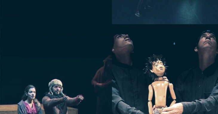 Danza, teatro y circo en Mapas