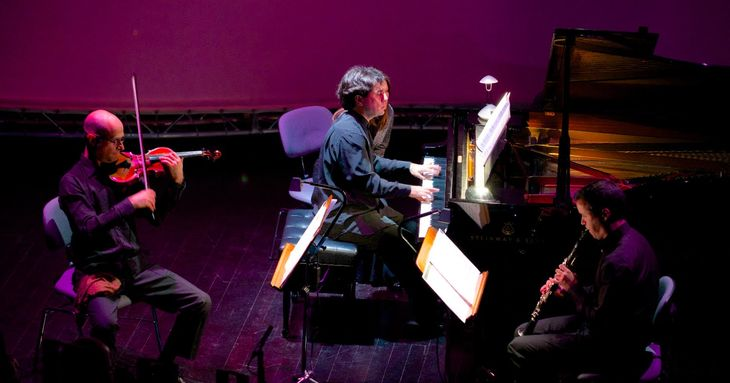 Noticia Quantum Ensemble, Auditorio de Tenerife, 19 mar 2015