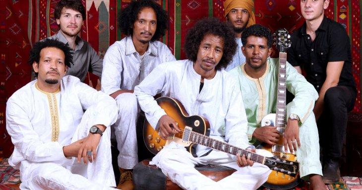 Tamikrest en el Otoño Cultural de la Fundación CajaCanarias