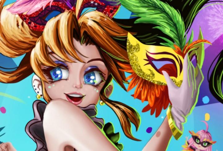 Carnaval Manga Granadilla
