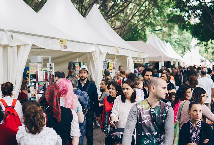 Feria del Libro de Santa Cruz 2018