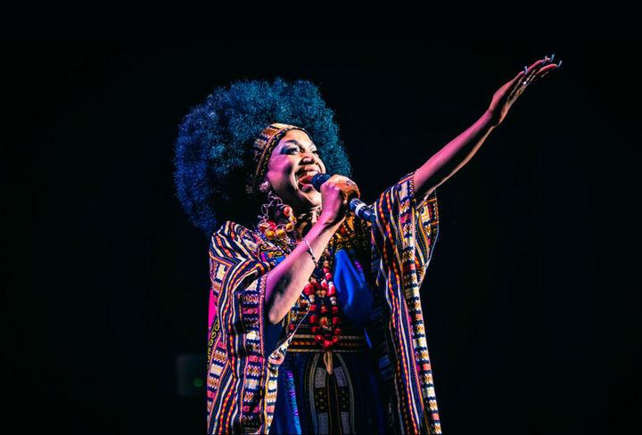 Lucrecia, Celia Cruz, Musical