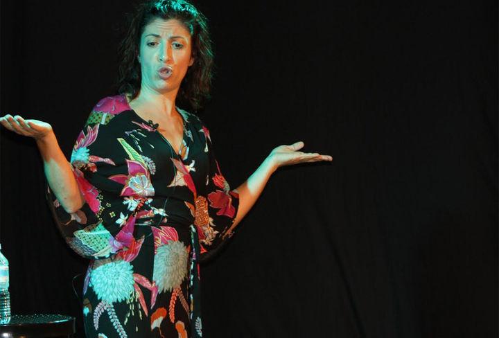 María Kapitán. Foto: Verano de Cuento