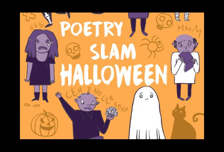 Poetry Slam Halloween port