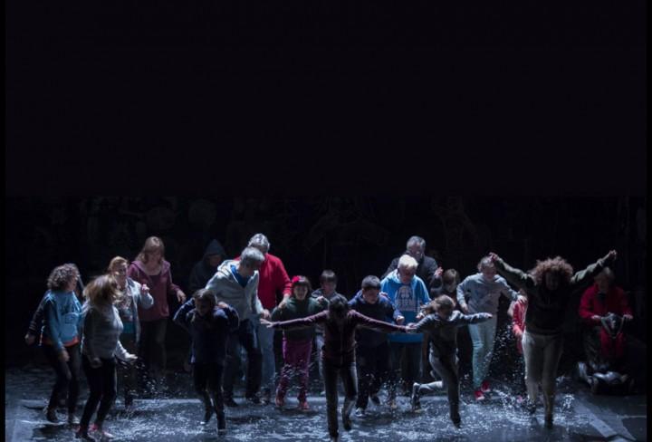Taller de Teatro Intergeneracional de El Pont Flotant