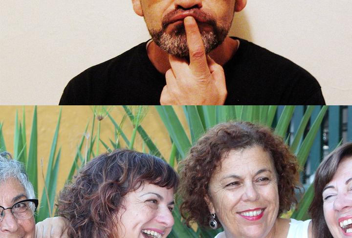 Antonio Conejo y Nosotras Kontamos