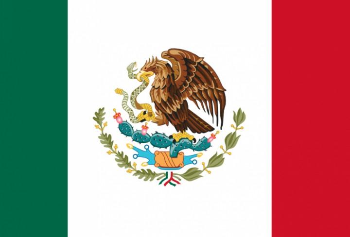 Bandera México flagpedia.net