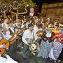 Baile de Magos de las Fiestas de Mayo de Santa Cruz 2018