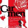 Carmen, espectáculo flamenco en el paraninfo