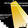 XX Festival de Narración Oral Verano de Cuento en El Sauzal