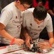 First Lego League Arona 2016