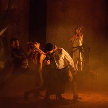 Crónica de la obra '24 horas en la vida de una mujer' en el Teatro Guimerá