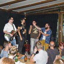Fotocrónica Noche de Comedia, CaféSiete, 25 abr 2015