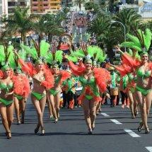 Noticia Carnaval de Los Cristianos 2015, 6 a 16 mar 2015